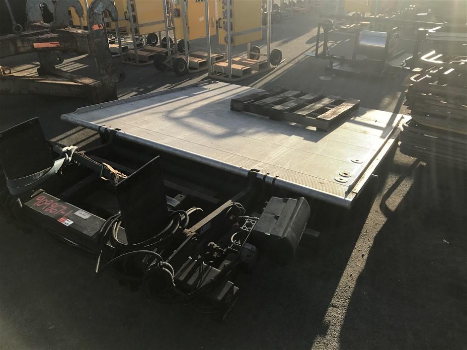 2017 Anteo Hydraulic Truck Tail Lift