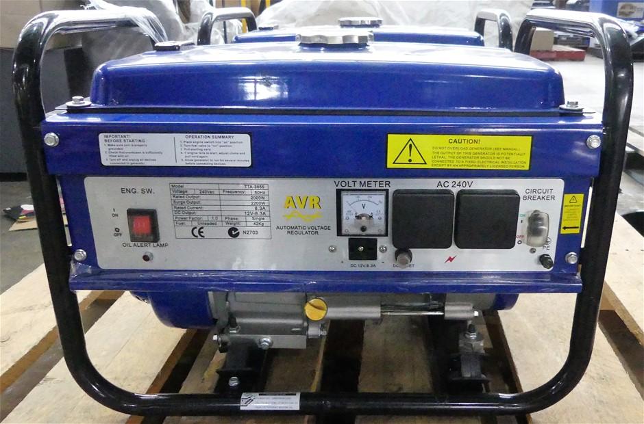 AVR automatic voltage regulator TTA-3655