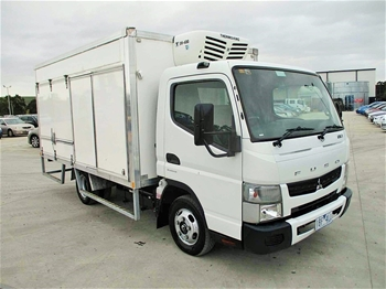Unreserved Refrigerated Body Trucks