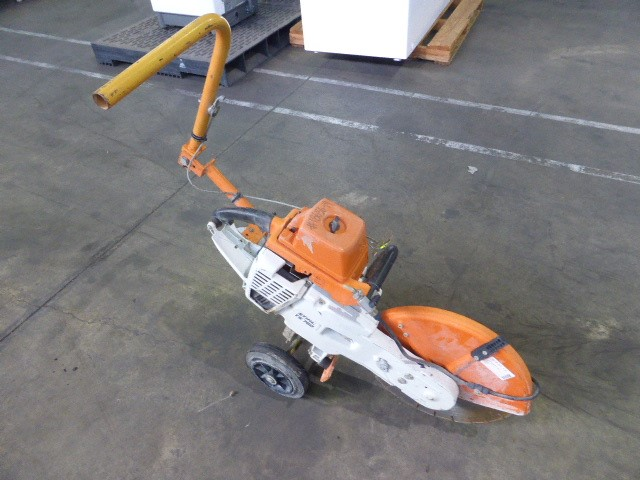 Stihl TS760 Concrete cut off saw (Pooraka, SA)