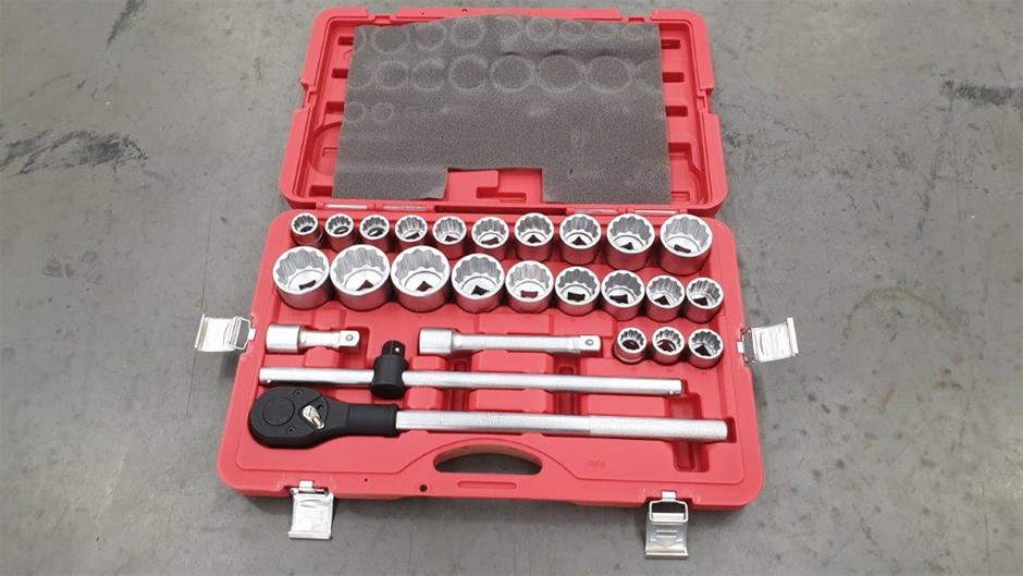 Jimy Industrial Socket Set
