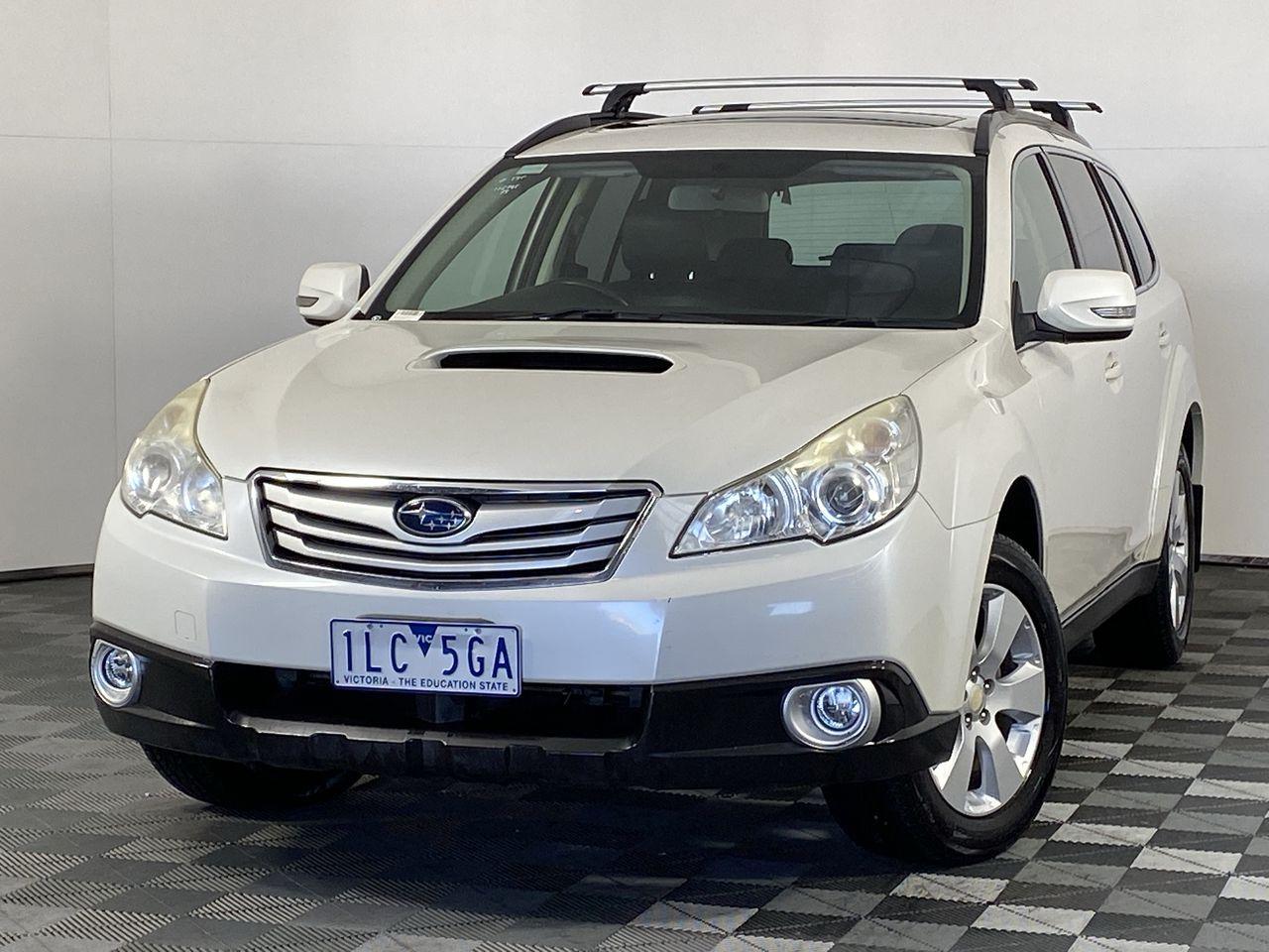 2009 Subaru Outback Manual Wagon