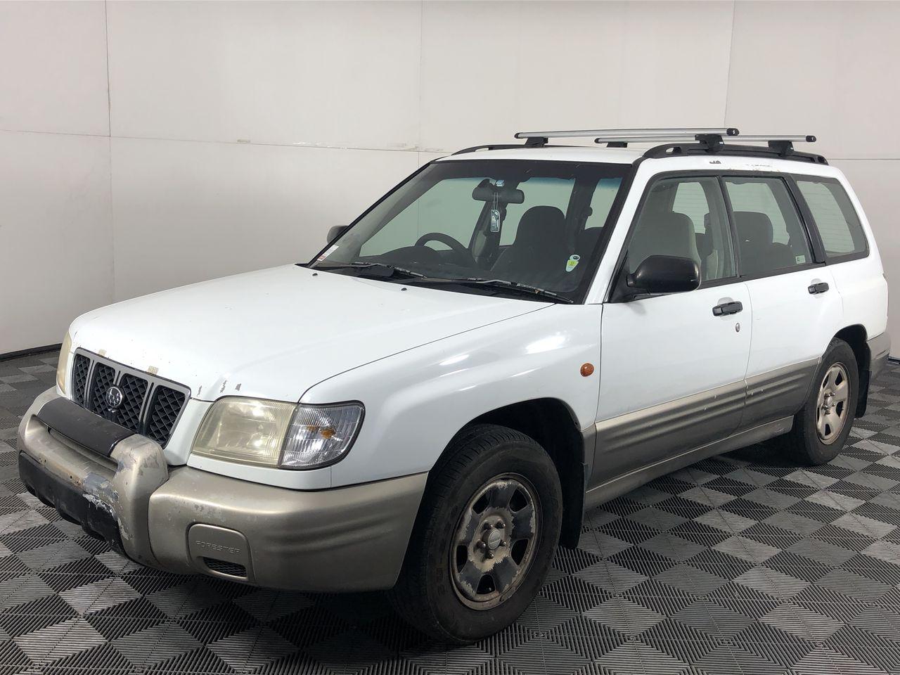 2001 Subaru Forester Limited Automatic Wagon
