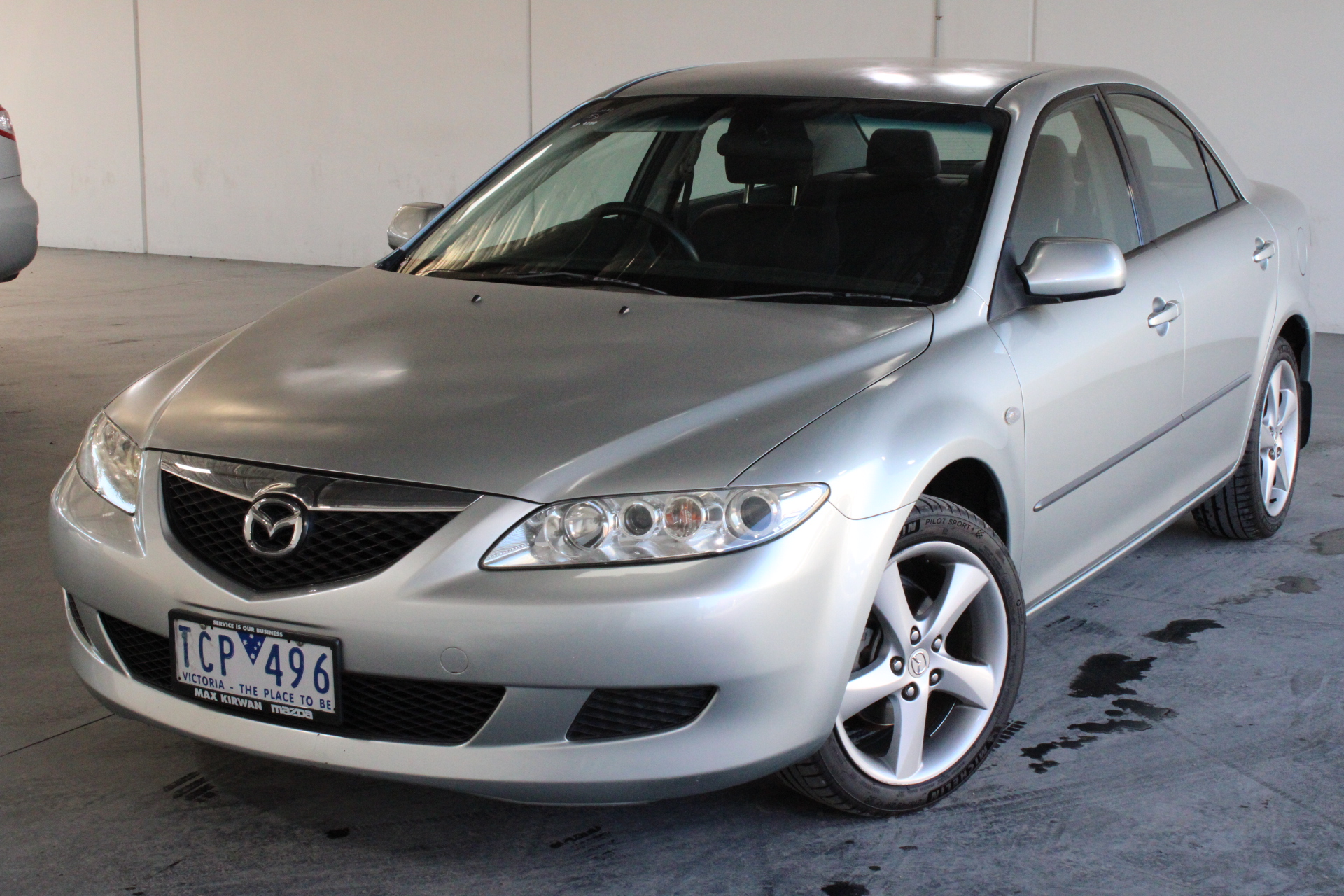 2004 Mazda 6 Limited GG Manual Sedan