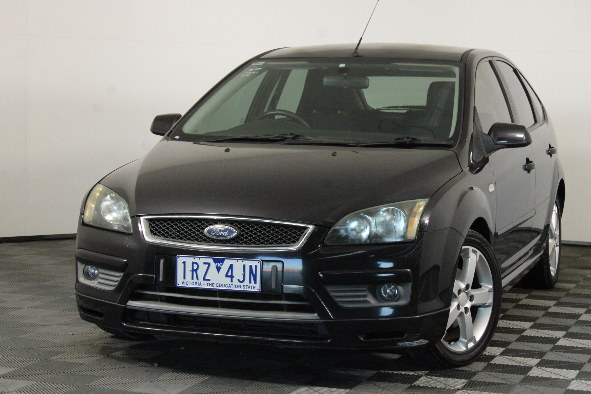 2006 Ford Focus Zetec LS Automatic Hatchback