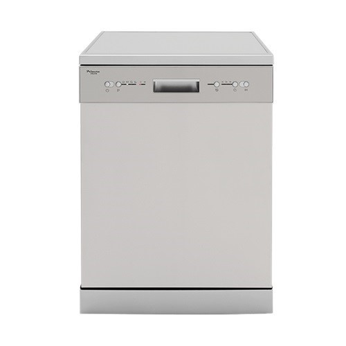 EURO 60cm Free-Standing Dishwasher, Model # PR60DW4S, N.B. Has been used, C