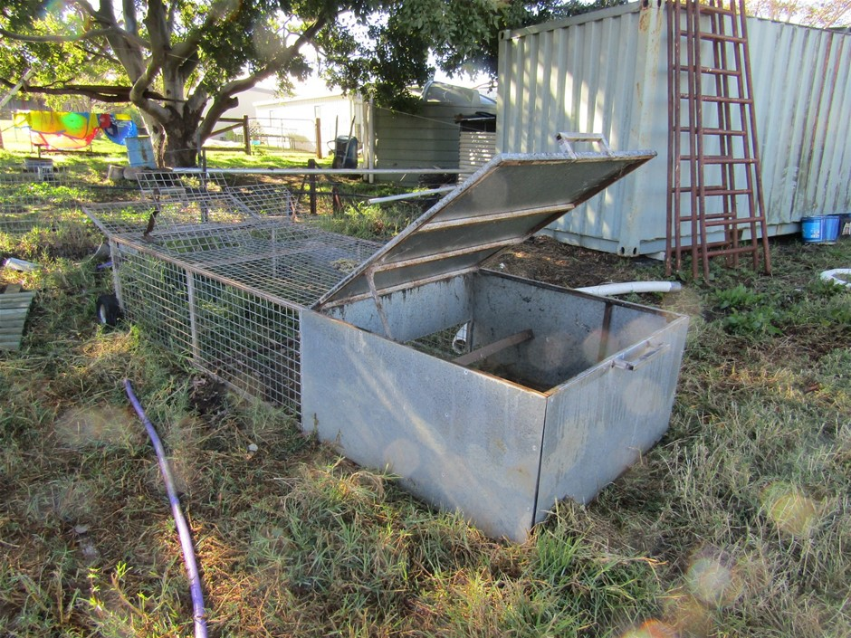 Mobile Chicken Pen/Chook Tractor