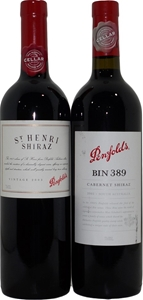 Penfolds Red Wine Mixed Pack (2x 750mL),