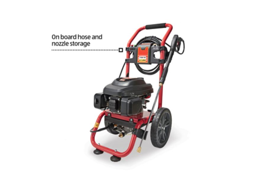 Leading Retailer Brand - Petrol High Pressure Washer