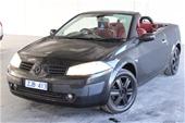 2005 Renault Megane Dynamique Manual Convertible