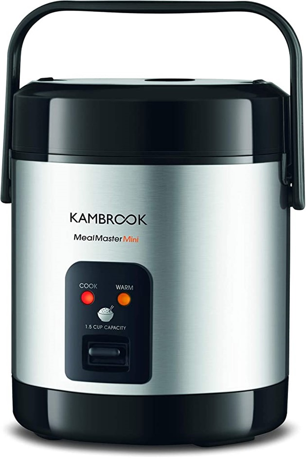 Kambrook Mini Meal Master - Brushed Stainless Steel (KRC300BSS)