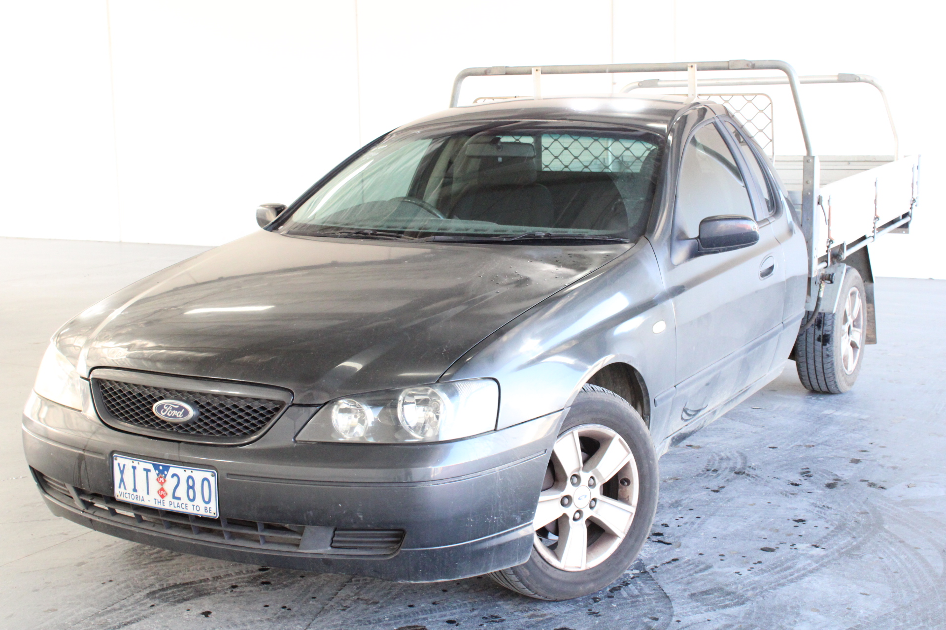 2006 Ford Falcon XL BF Automatic Cab Chassis