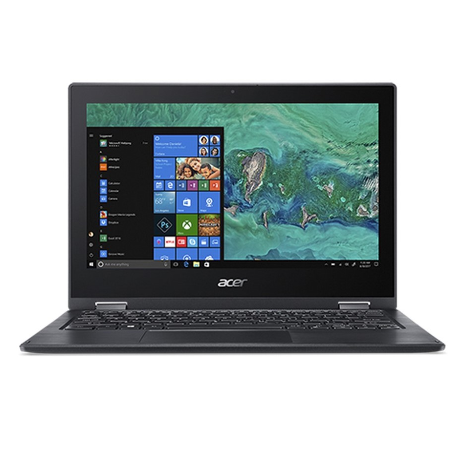 "Acer Spin 1 2-in-1 11.6"" Laptop (NX.H0USA.007)"