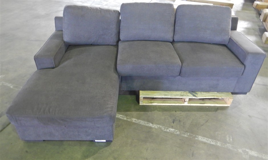 Shaw 3-Seater Sofa with Sofa Bed and Chaise