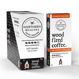 Wood Fired Coffee Capsules (Nespresso Ca