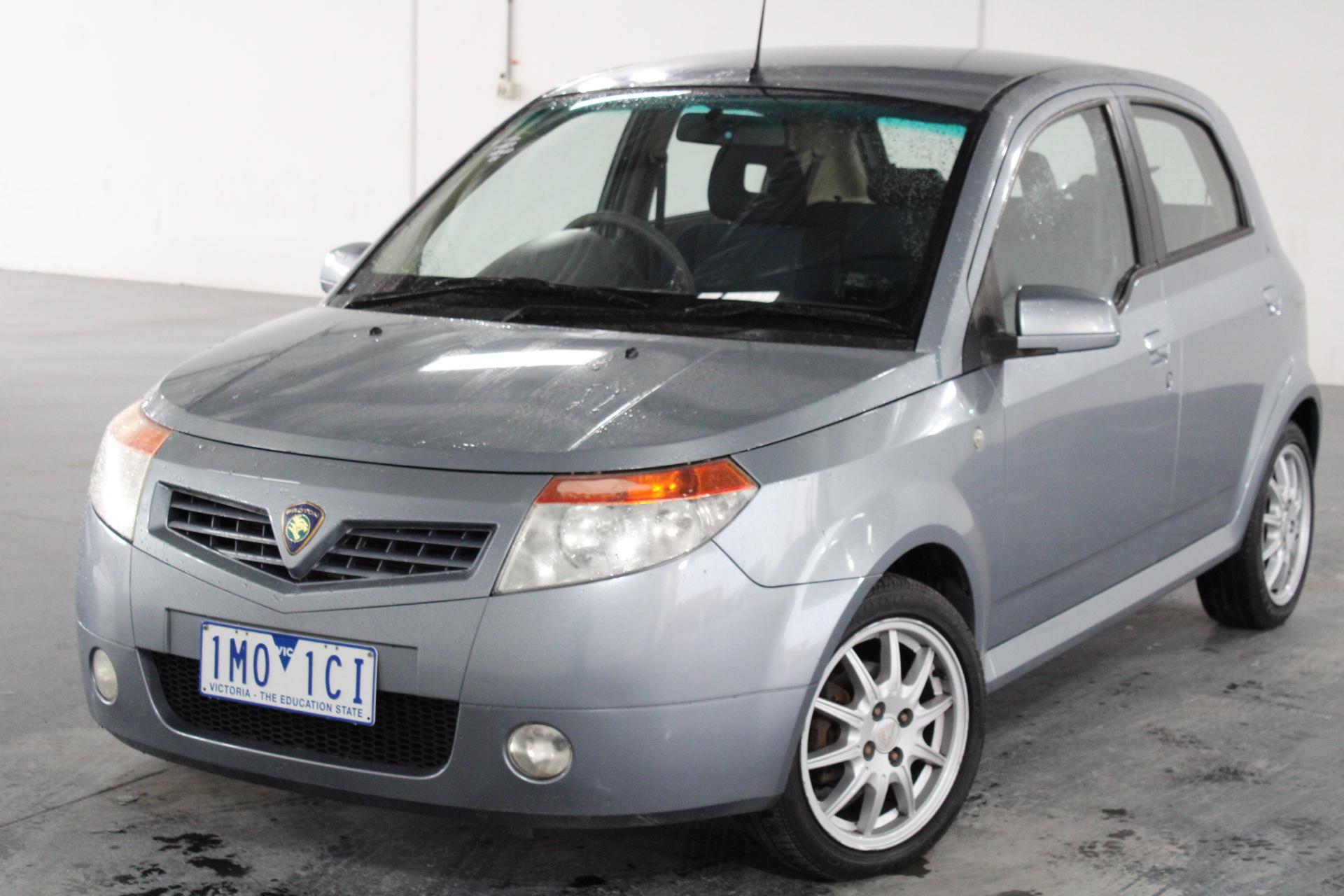 2006 Proton Savvy Manual Hatchback