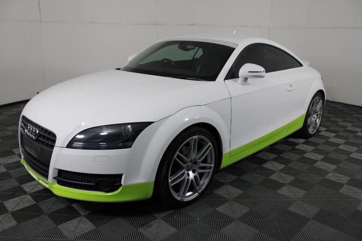 2007 (2008) Audi TT 2.0 TFSI 8J Automatic Coupe 83,189km