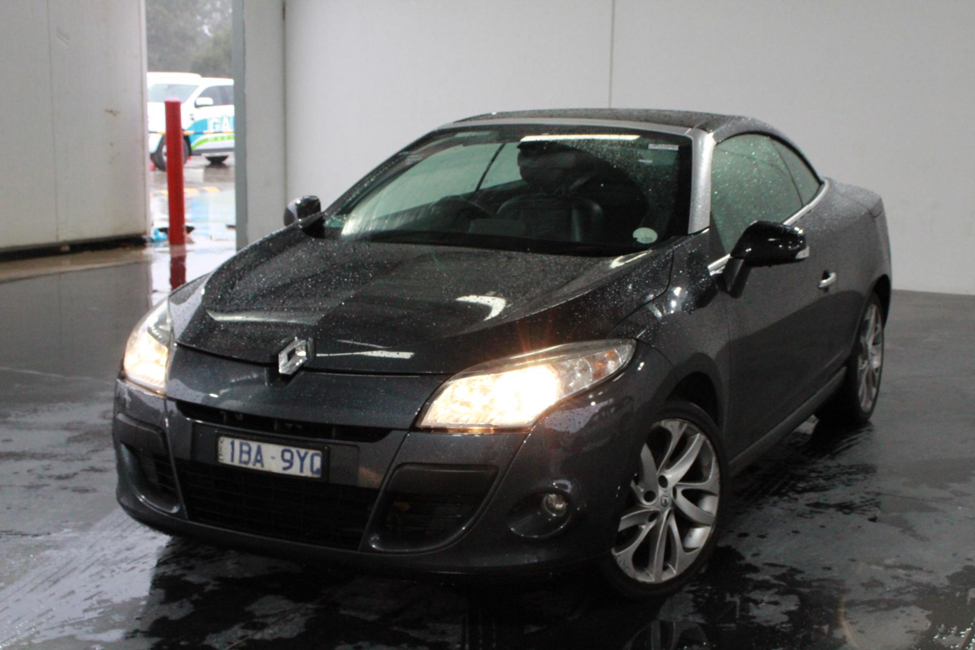2012 Renault Megane Dynamique CVT Convertible