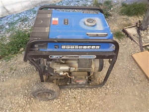 Power Professional Generator GT5600ES