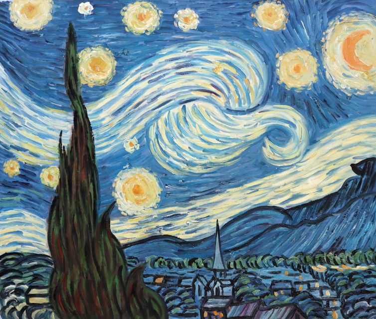 Unknown Artist (b.) ODE To Vincent