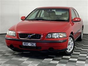 2001 Volvo S60 2.4 20V SE Automatic Seda