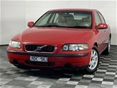 2001 Volvo S60 2.4 20V SE Automatic Sedan