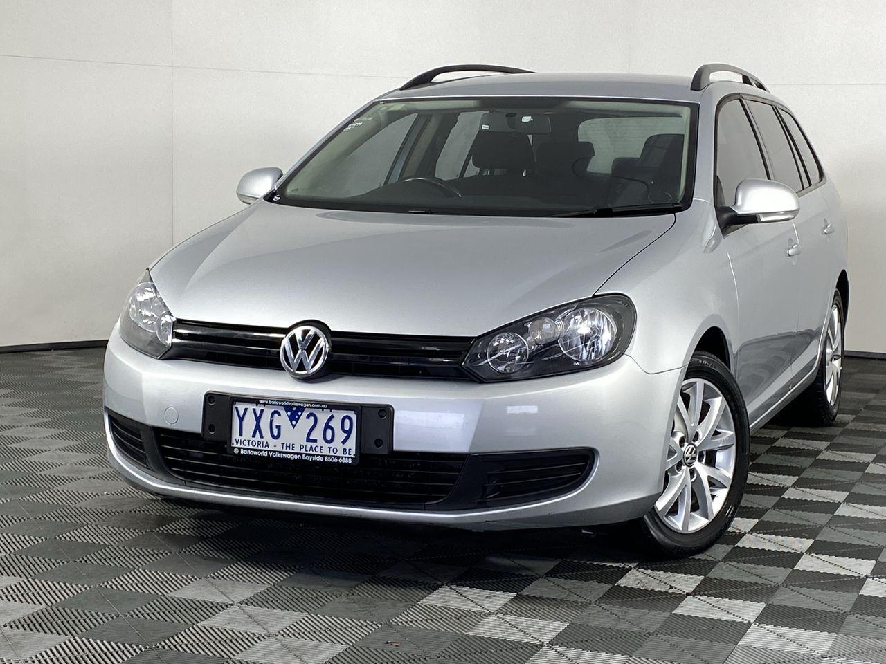 2012 Volkswagen Golf 90TSI Trendline A6 Automatic Wagon