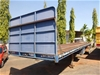 2005 Southern Cross Trailers Single Extendable / Flat Top Trailer