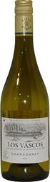 DBR Lafite Los Vascos Chardonnay 2016 (6x 750mL), Chile. Screwcap