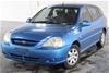 2005 Kia Rio BC Hatchback 147794km