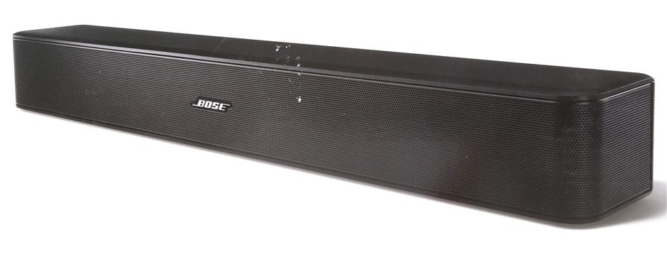 BOSE Solo TV Sound System with Bluetooth Feature. N.b. not working, parts m