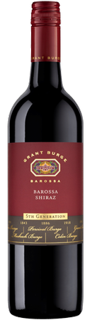 Grant Burge 5th Generation Shiraz 2018 (6 x 750mL), Barossa. SA.