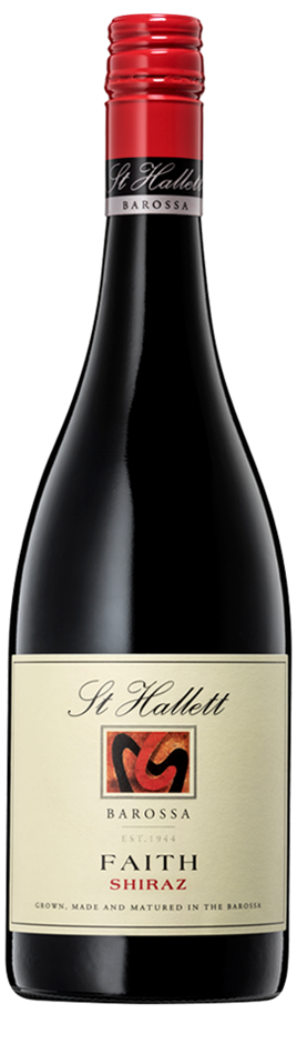 St Hallett Faith Shiraz 2018 (6 x 750mL), Barossa. SA.