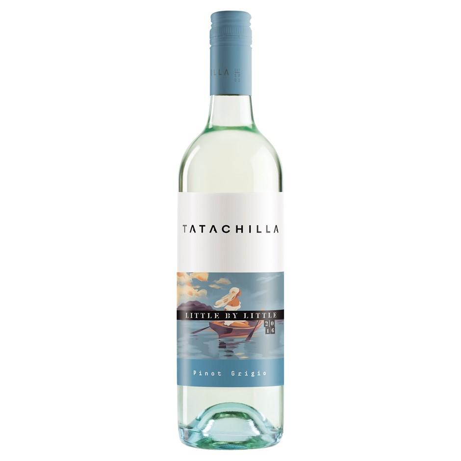 Tatachilla Little by Little Pinot Grigio 2019 (6 x 750mL), McLaren Vale.