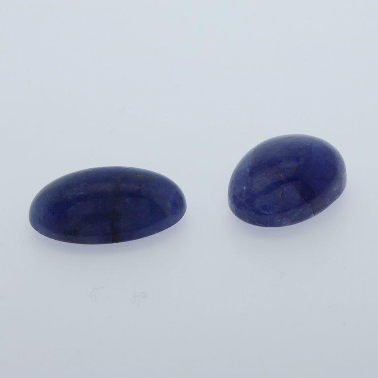 Two Loose Tanzanite, 69.10ct in Total
