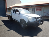 UNRESERVED Holden Colorado Ute  - NT