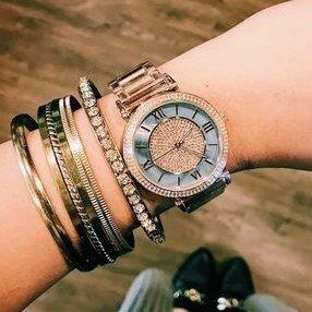 New Michael Kors 'Catlin' very glamorous ladies luxury watch,