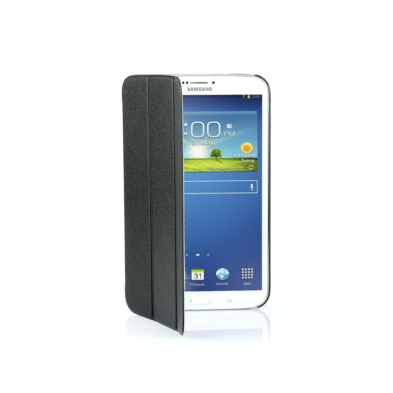 (3 Pack) mbeat Ultra Slim Case Cover for Galaxy Tab 3 8 Inch - Black