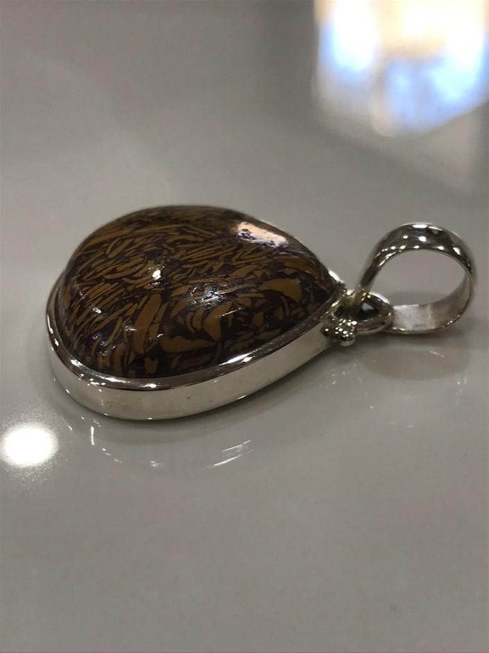 Handcrafted Marium Pendant