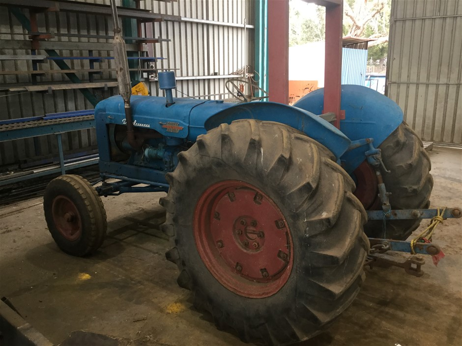 Fordson Power Major - Approx 1957 Model