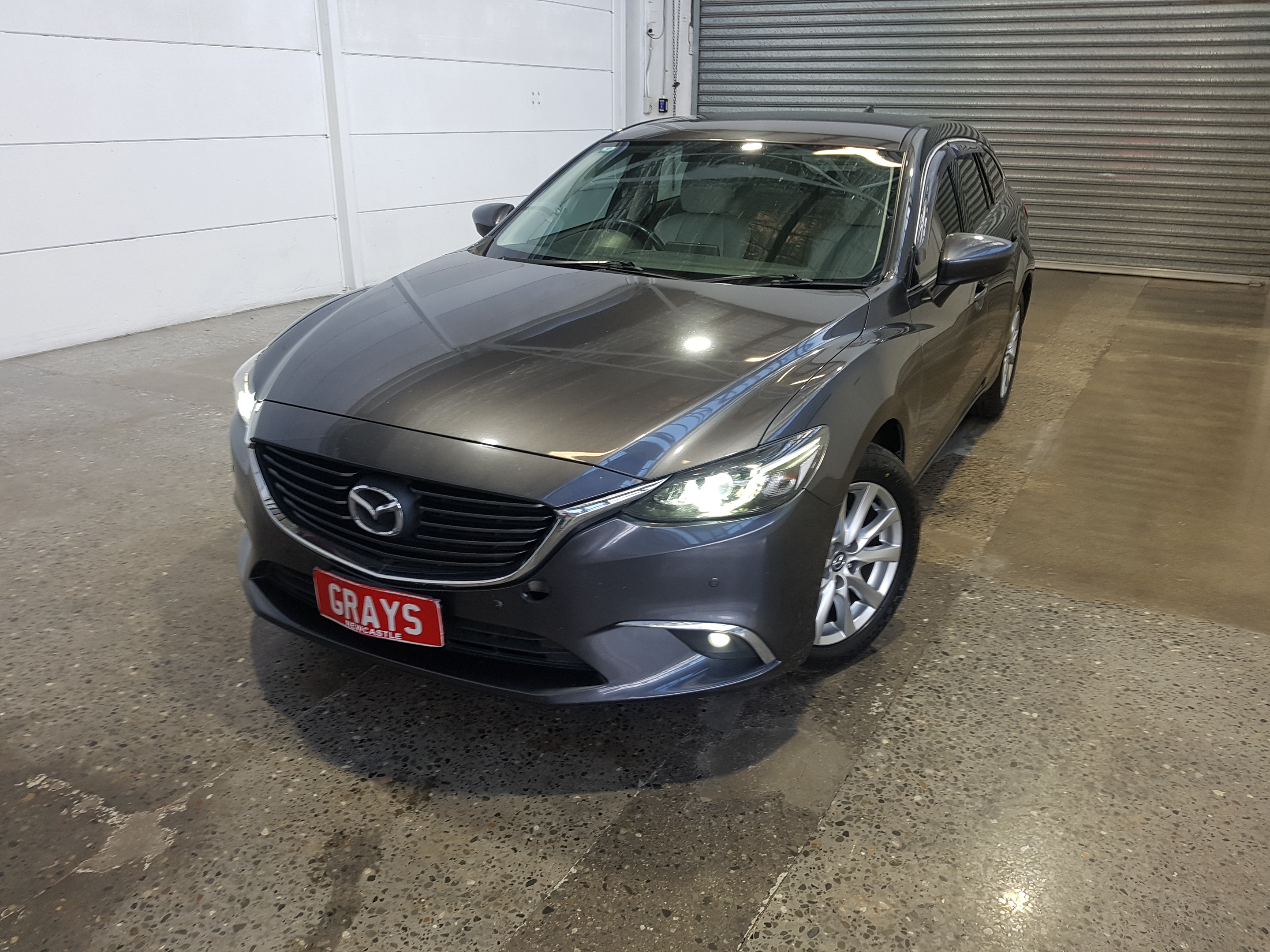 2015 Mazda 6 Touring GJ Turbo Diesel Automatic Wagon