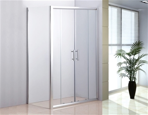 1200 X 700 Sliding Door Safety Glass Sho