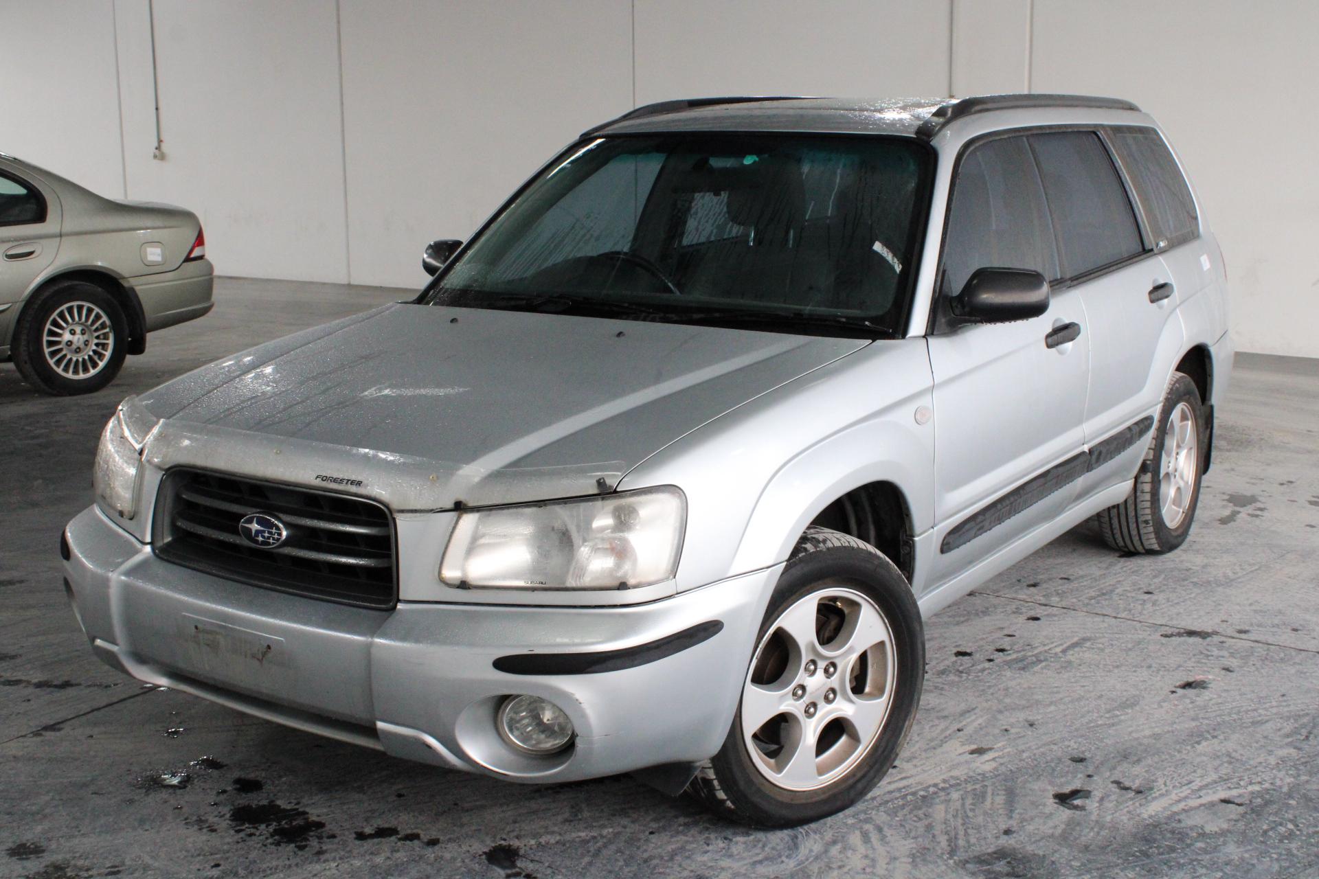 2002 Subaru Forester XS Automatic Wagon