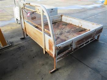 Custom Made Ute Tray