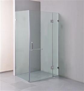 1000 x 700mm Frameless 10mm Glass Shower