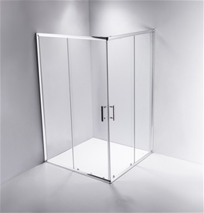 1200 x 800mm Sliding Door Nano Safety Gl