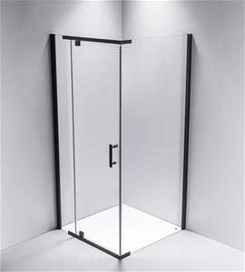 Shower Screen 1000x800x1900mm Framed Saf