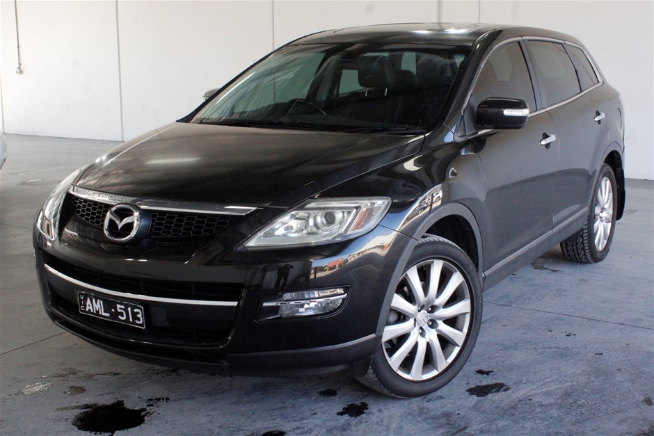 2008 Mazda CX-9 Luxury Automatic 7 Seats Wagon