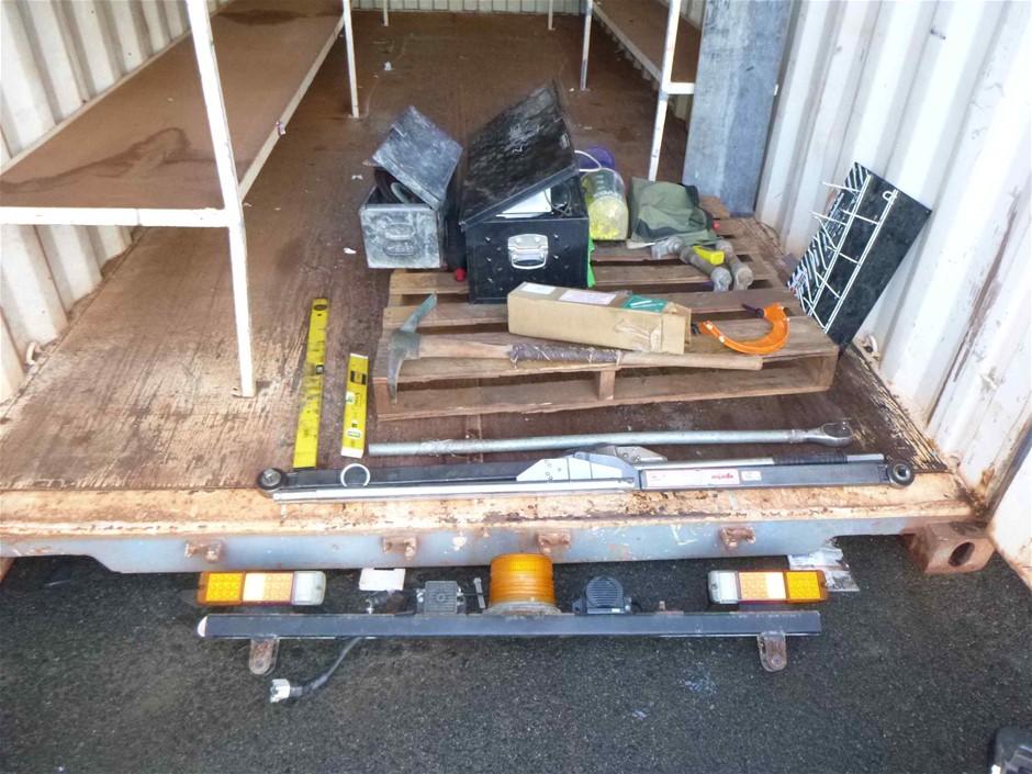 Pallet of General Workshop/Welding Tools/Accessories