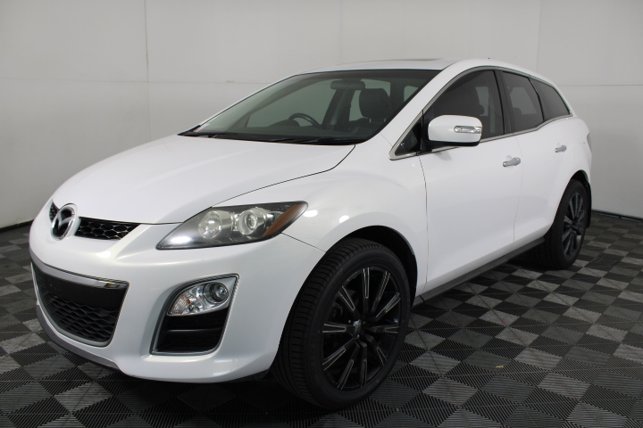 2010 Mazda CX-7 Luxury Sports (4x4) Auto Wagon(RWC issued on 16 Jun 2020)